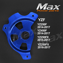 YZ250F YZ450F YZ250FX 2014 2015 2016 2017 Front Brake Disc Rotor Guard Protector Cover For Dirt Pit Bike Enduro Motorcycle