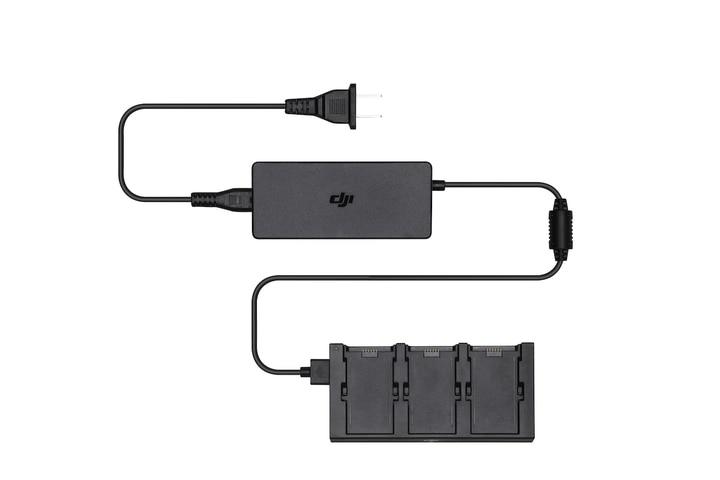 Original DJI Spark Battery Charging Hub Intelligent Flight Battery Charger for DJI Spark