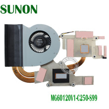 Original cooling independent CPU heatsink/fan for Lenovo IdeaPad Y510P laptop AT0SF001SS0 SUO1 02 317 000 0112
