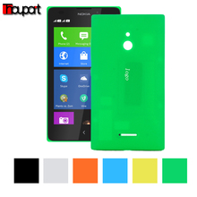 For Nokia XL Replace Original back cover Battery case PC cases Candy color Protector for Nokia XL RM-1030 RM-1042 Battery cover