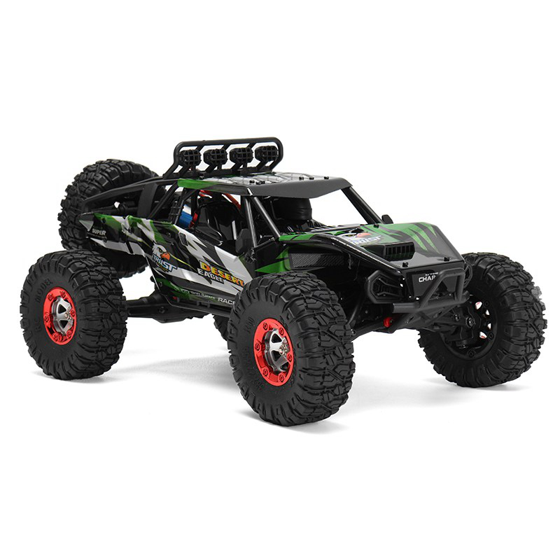 07-3 FY06FY07 112 2.4GHz 6WD RC Off-road Desert Truck RTR 60km70km High Speed Metal Shock Absorber LED Lights boy best gift toy