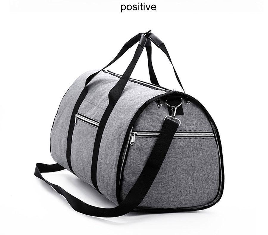 Waterproof Travel Bag Mens Garment Bags