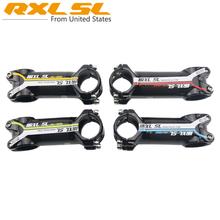 Alloy Stem Carbon Stem in Bicycle Highway Bicycle Stems MTB Cycling Carbon Stem 60/70/80/90/100/110/120mm 6 Degree RX7705