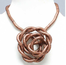 Manufacture 6mm 90cm 9 Colors Plated Iron Bendable Flexible Bendy Snake Necklace,10pcs/pack