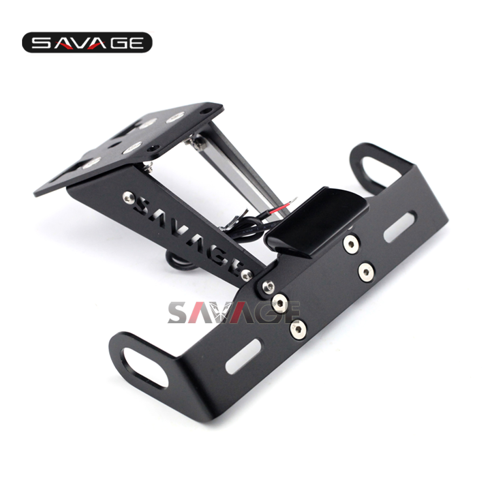 For HONDA CB 650F /CBR 650F 2014-2017 Rear Tail Tidy / Fender Eliminator Kit  License Plate Bracket<br>