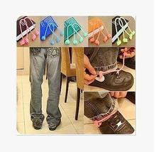 colorful Trousers leg clip folding casual pants clamp for men outdoor sports necessities long novelty and function practical