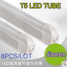 8pcs/lot t5 led tube light 12v 4w explosion-proof energy-saving led fluorescent lamp 30cm t5 3014smd T5 lamp  free shipping