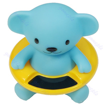 Buy Cute Bear Bath Tub Baby Infant Thermometer Water Temperature Tester Toy New for $4.09 in AliExpress store