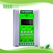 800W Wind 500W+Solar 300W12/24v MPPT Wind Solar Hybrid Controller,Solar Panel Battery Regulator Charge Controller Free Dump Load(China)