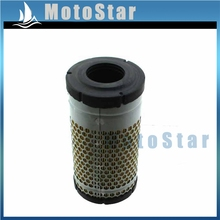 Air Filter For Kubota Compact Tractor B1410 B1610 B1700 B2100 B2400 B2410 B2630 B2710 Construction B21 B26 Mower F2260 F2560(China)