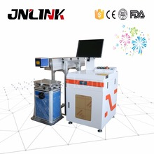 20w fiber marking machine with aluminum table made in jinan china(China)