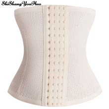 New Sexy Women's Waist Trainer Corsets Reduce Weight Shapewear Fat Burning Belt Body Shapers Waist Cincher Cueca Calcinha