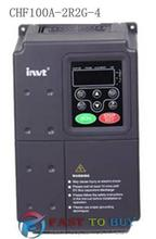 CHF100A-2R2G/004P-4 Invt CHF100 Series high performance universal inverter 3 Phase 380V-440V 2.2KW 2200W New