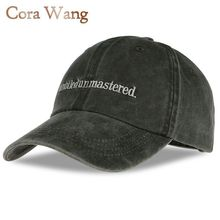 Cora Wang Snapback Kendrick Lamar Untitled Unmastered Embroidery hip hop Dad Hat Rap Brand Baseball Cap ENOUGH Red Women Men gor(China)