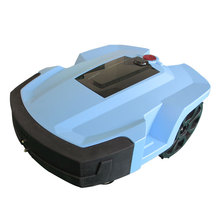 Robotic Lawn mower L600 power mower with 1pc Lithium battery 4Ah, Father's Day Gift, gifts idea for father / husband / grandpa