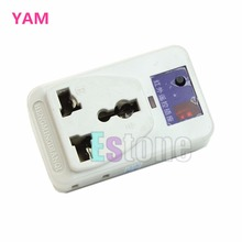 AC Power Energy Saving IR Infrared Wireless Remote Control Outlet Switch Socket(China)
