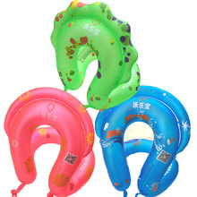 High Quality PVC Swimming Ring For Adult Kids Aid Vest float seat Arm floats Circle Inflatable Swim Arm Rings Pool Toys(China)
