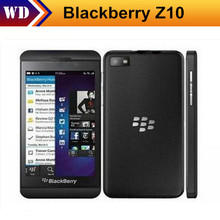 One Year Waranty Original unlocked Blackberry Z10 Cell Phones 16 GB storage 8MP 4.2 inch GPRS WIFI Bluetooth