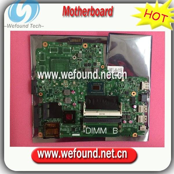 100% Working Laptop Motherboard for toshiba 3421 5421 0PTNPF 12204-1 1017U Series Mainboard,System Board<br><br>Aliexpress