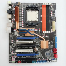 original motherboard ASUS M4A79T DELUXE DDR3 Socket AM3 / 790FX Desktop motherborad Free shipping(China)