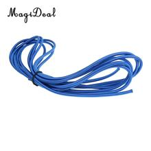 MagiDeal 1Pc 12mmx10m Elastic Bungee Rope Shock Cord Tie Down for Kids Trampoline Rock Climbing Equipment Rowing Boat Accessory(China)