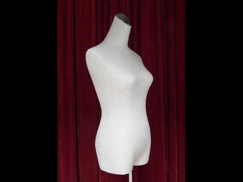 EMW-HX006 female torso linen mannequin_07