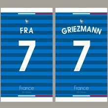 Free shipping France National Team Beach towel CABAYE BENZEMA POGBA bath towels Serviette de plage football  fans towel