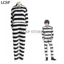 Prison Jumpsuits Costumes Convict Fancy Dress Costume Sc 1 St