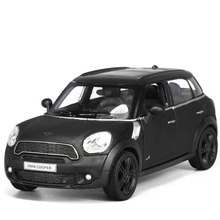1:36 Scale for BMW MINI COOPER Educational Model Classical Pull back Diecast Metal toy car Toy For Children/Collection/Gift