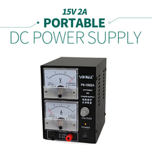 YIHUA 1502A 220 Volt Lab Adjustable Direct Current Power Supply / High Voltage Power Supply(China)