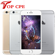 "Original Factory Unlocked Apple iPhone 6 Dual Core 4.7"" 1GB RAM 16GB 64GB 128GB ROM 8MP 1080p Touch WCDMA 4G LTE mobile phone(China)"