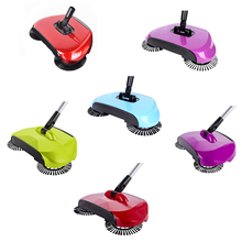 Sweeping Machine Push Type Magic Broom Dustpan Handle Household Vacuum Cleaner Hand Push Sweeper Floor Robotic Without Electric