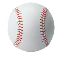 "Free Shipping 1 Piece 2.75"" New White Base Ball Baseball Practice Trainning Softball Sport Team Game .(China)"
