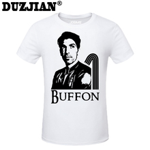 DUZJIAN Summer World Cup Gianluigi Buffon men's T-shirt man t shirt summer 2016 child bodybuilding t-shirt survetement footbal