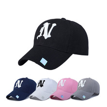 2017 New Style Summer Tennis Cap Multiple Choice Men And Women Collocation Letter U/W/M Embroidery Outdoor Baseball cap