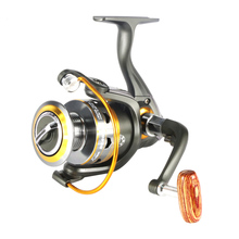 11BB Spinning fishing reel High quality metal Fishing Reels 1000 - 7000 series spinning reel for  feeder fishing