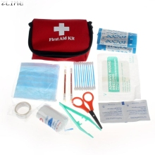 Beauty Gril Professional Emergency Survival First Aid Kit Pack Travel Medical Sports Home Bag Rescue Medical Tools Aug 10