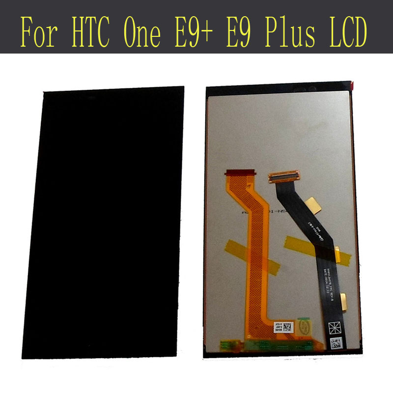 For HTC One E9+ E9 Plus LCD  Display With Touch Screen Digitizer Assembly Replacement Parts<br>