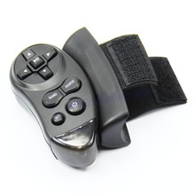 C45Universal Car Steering Wheel Remote Control Learning For Car CD VCD DVD