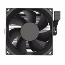 A3 Ungraded Quality 103mm 3 Pin Home Office CPU Cooling Fan Cooler For Desktop Computer 12V Cooling Fan For AMD Athlon64(China)