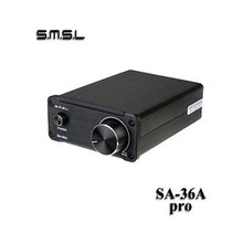 Buy 2016 New SMSL SA-36A Pro 20W*2 TDA7492PE Chip Class D HIFI Audio Digital Power Amplifier AMP 15V Power Supply Black Sliver for $47.99 in AliExpress store