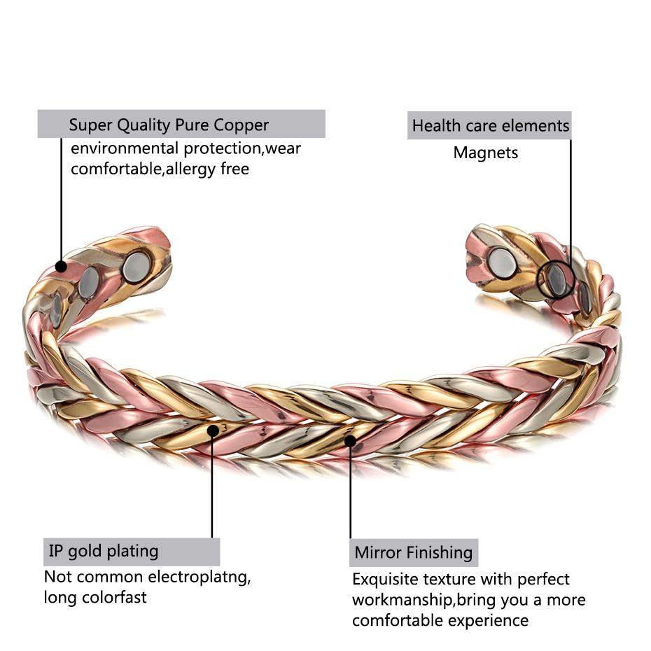 Health Energy Magnetic Bracelet  (6)