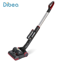 Dibea Cordless Upright Vacuum Cleaner Recharging 2-in-1 Stick & Handheld Vacuum Cleaning Machine for Carpet Hair with LED Light(China)