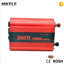 MKP300-121R cheap power inverter 300w power inverter 12v dc to 110vac single output pure sine wave form with CE ROHS certificate
