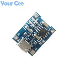10 pcs TP4056 5V 1A Lipo Battery Charging Board Charger Module lithium battery DIY MICRO Port Mike USB 18650 Plate Interface