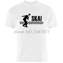 Retro 'SKA' music Madness Bad Manners Specials Paul Weller inspired T Shirt Free Shipping