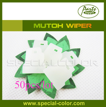 50pcs/lot Mutoh Printer Wiper Cleaning WIPPER(China)