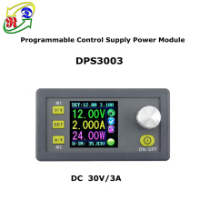 RD DPS3003 Constant Voltage current Step-down Programmable Power Supply module buck Voltage converter color LCD voltmeter(China)