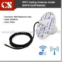 Long Distance Range WiFi Antenna Booster Wireless Hot Spot Indoor Outdoor New 8dBi 1pc free shipping(China)