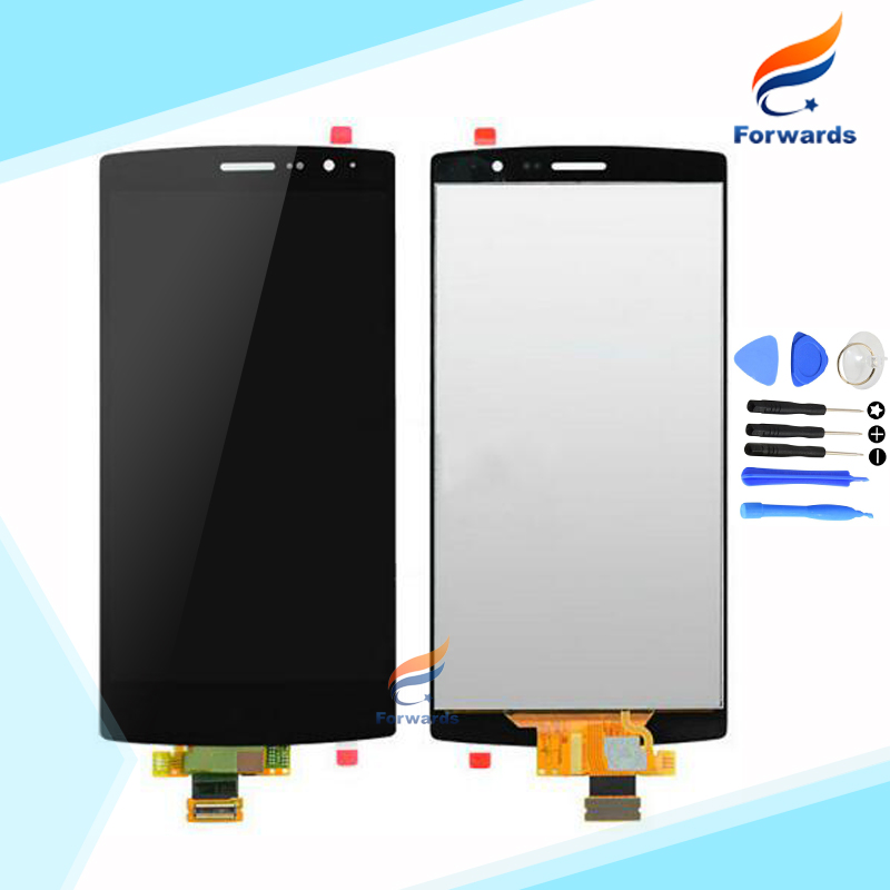 100% New Tested for LG G4 Mini H735 H736 Lcd Screen Display with Touch Digitizer + Tools Assembly Black 1 piece free shipping<br><br>Aliexpress